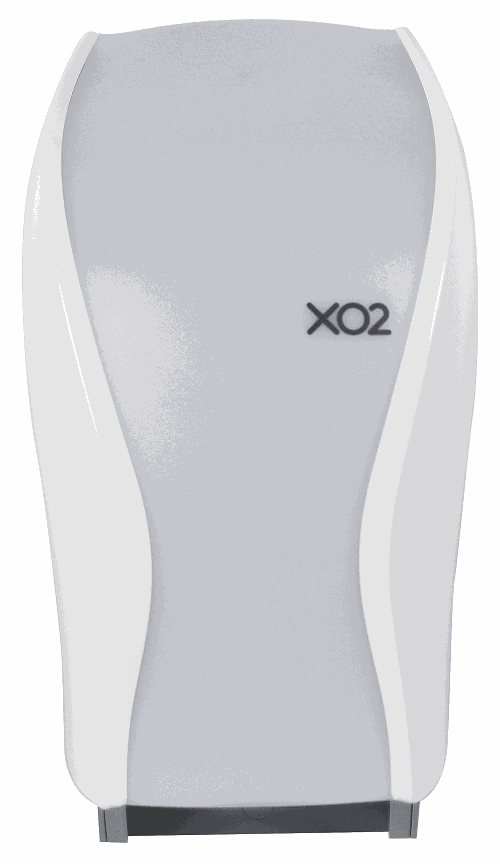 XO2® Touch Tissue Toilet Paper Roll Dispenser