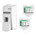 "XO2® ""Throne Zone"" Toilet Seat Sanitiser Starter Kit"